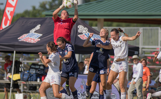Two late goals propel U17G Tampa Bay United